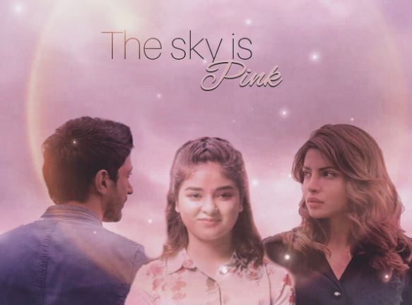 Shooting complete for 'The Sky Is Pink'