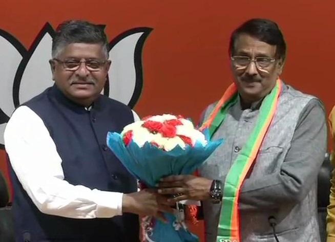 Tom Vadakkan joins BJP