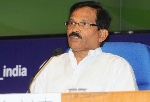 Union minister and North Goa Lok Sabha member Shripad Naik