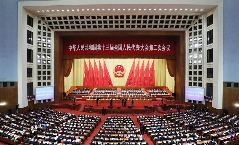China adopts new foreign investment law to ensure transparency