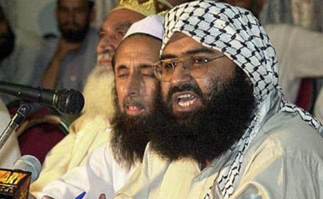 Jaish-e-Mohammed's Chief Masood Azhar