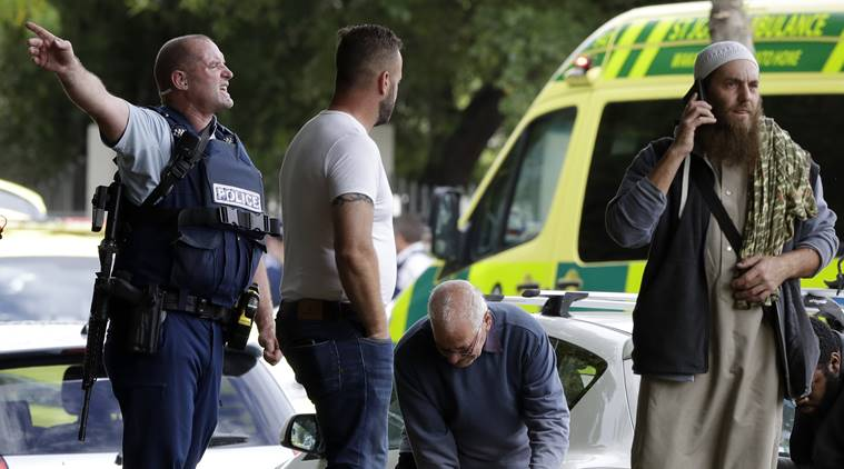 Christchurch mosque attack