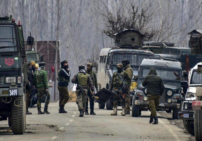 Army jawan killed, 3 others injured in J-K's Rajouri