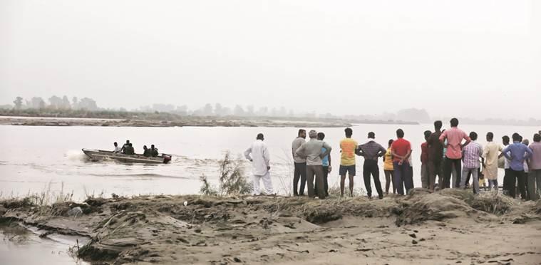 Three teenagers drown in Yamuna