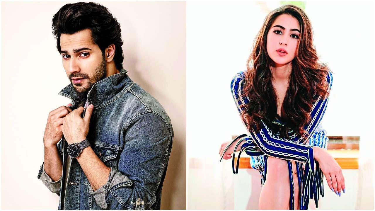 Sara Ali Khan is all set to romance Varun Dhawan