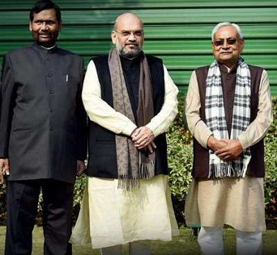 NDA announces candidates for 39 out of 40 seats in Bihar