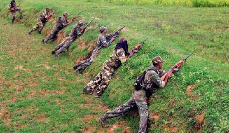 Chhattisgarh: 4 Naxals killed in encounter in Sukma