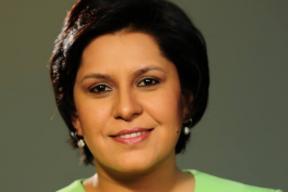 Journalist Supriya Shrinate