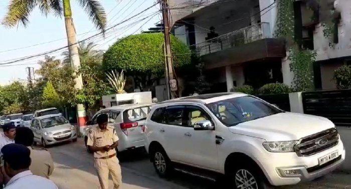 Residence of Madhya Pradesh CM