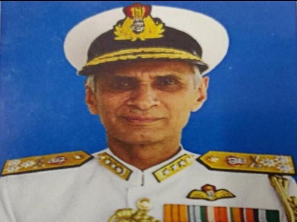 Vice Admiral Bimal Verma