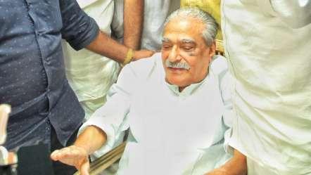 Former Kerala Finance Minister KM Mani