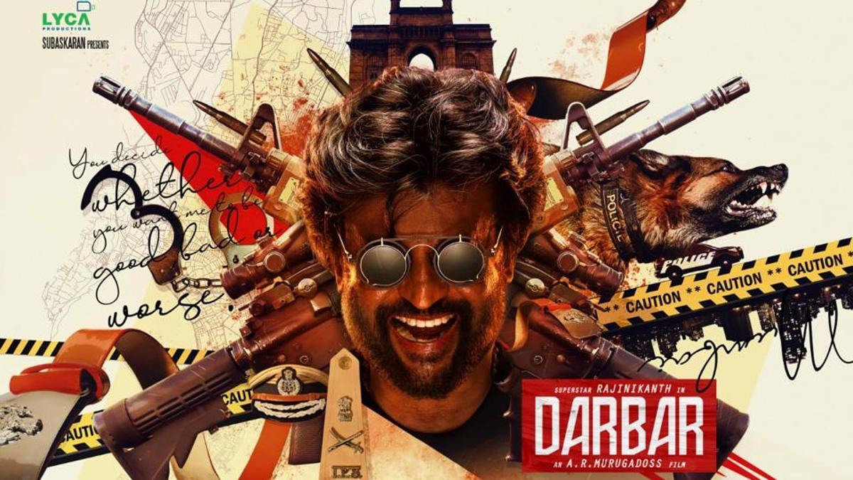 'Darbar,' first look