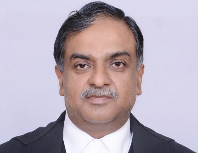Justice Vikram Nath