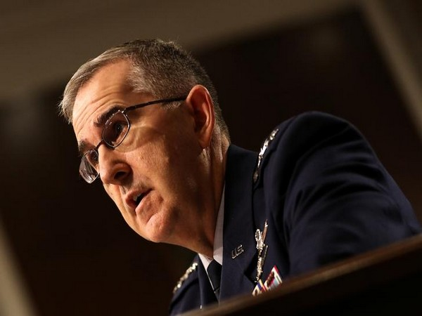 United States Strategic Command Commander, General John E. Hyten