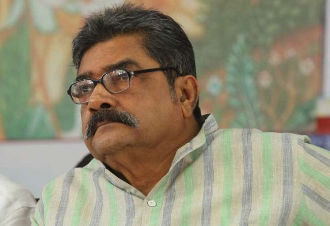 Former Additional Chief Secretary D Babu Paul