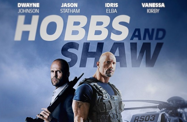 Hobbs Shaw Trailer To Be Launched In 10 Indian Languages