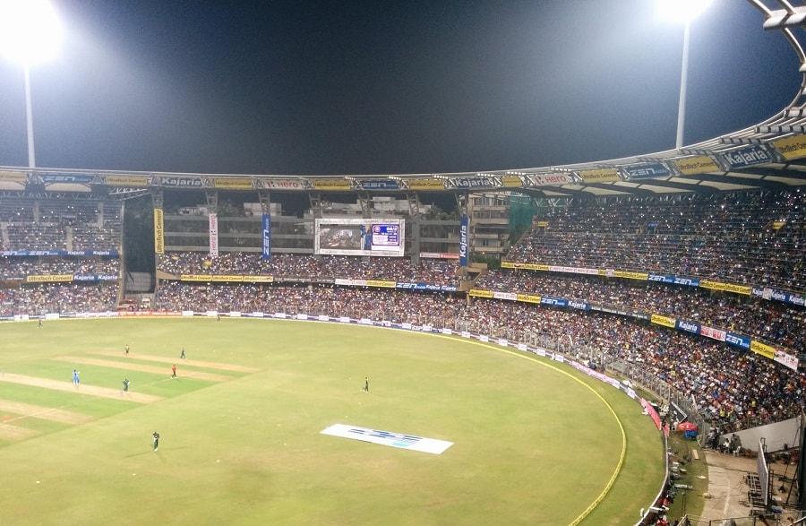 Wankhede stadium (File Photo)