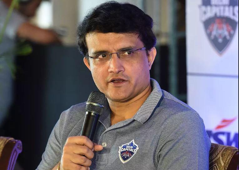 Delhi Capitals advisor Sourav Ganguly