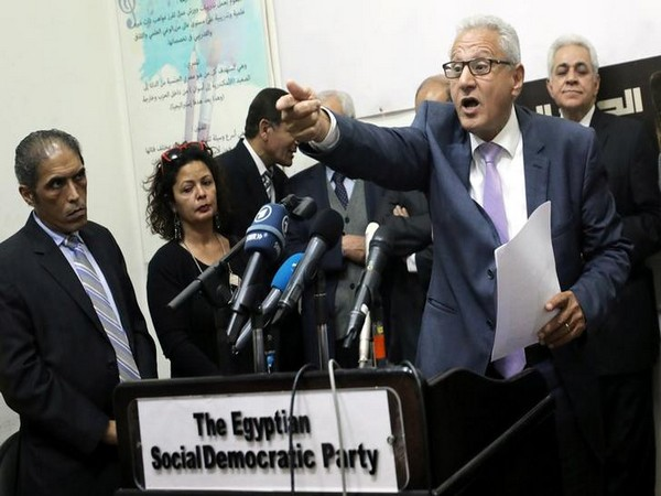 Leaders of Civil Democratic Movement
