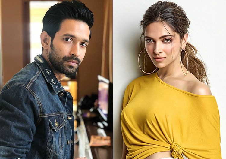 Deepika Padukone and Vikrant Massey
