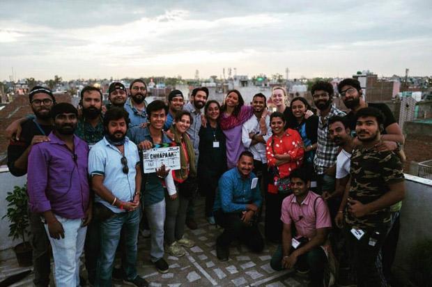 Chhapaak team