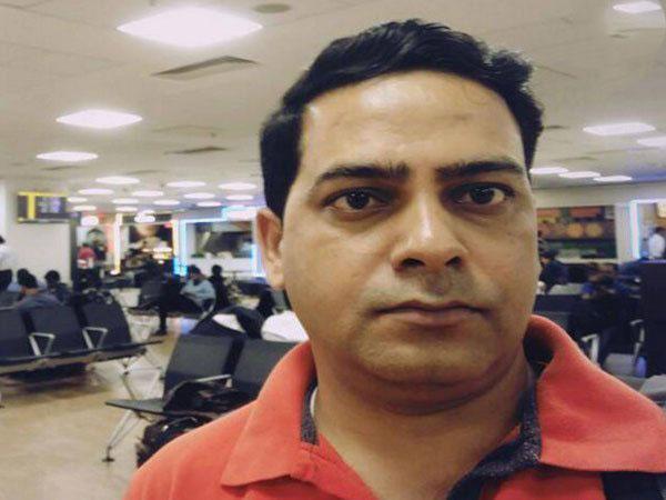 Software engineer Sumit Kumar
