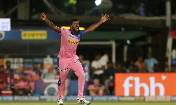 Rajasthan Royals pacer Varun Aaron