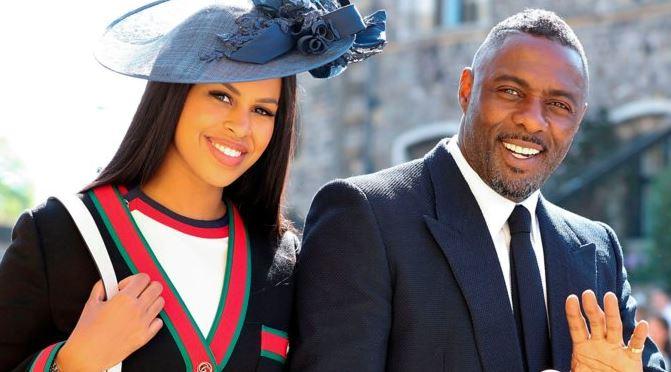 Idris Elba marries Sabrina Dhowre