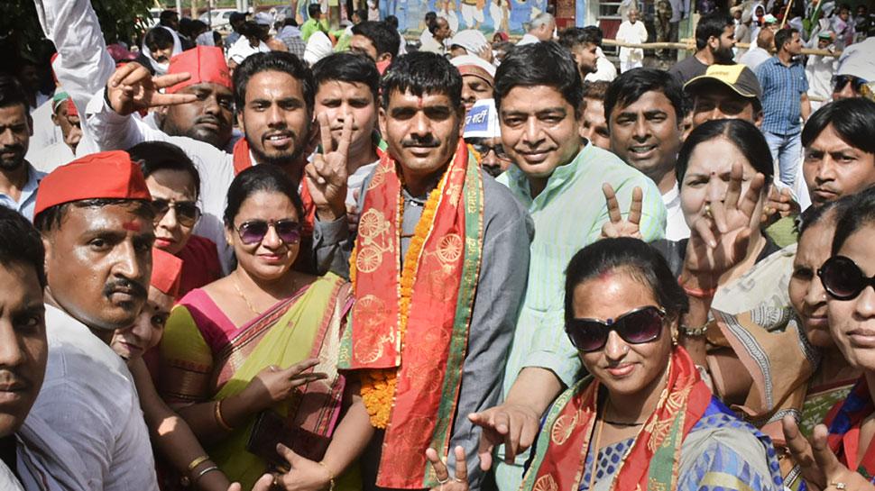 Dismissed BSF jawan Tej Bahadur Yadav