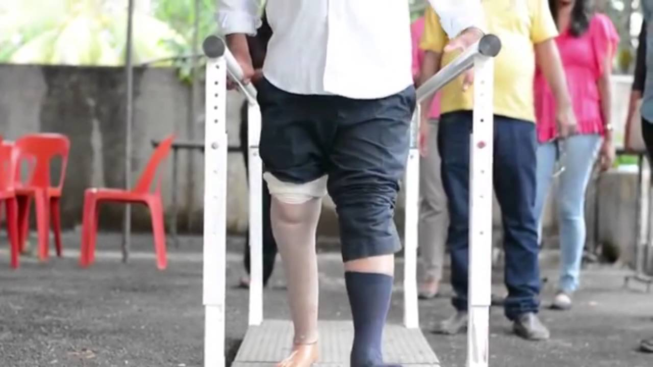 Disabled people in Egypt to get Jaipur Foot