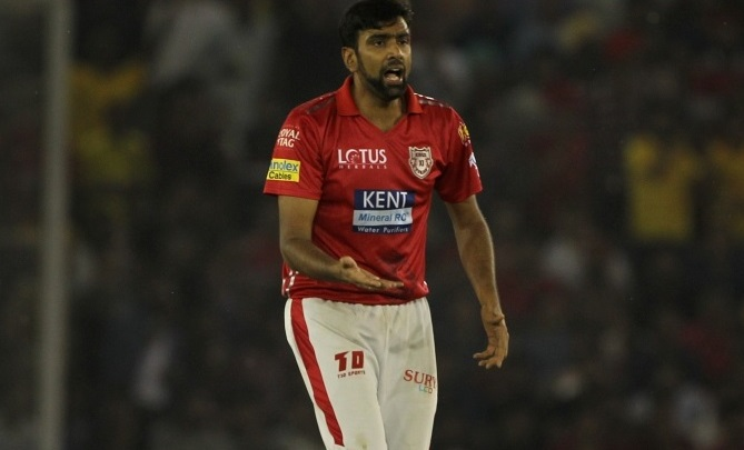 KXIP captain Ravichandran Ashwin