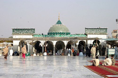 Data Darbar shrine