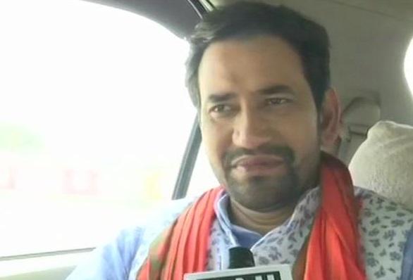 Bhojpuri actor Dinesh Lal Yadav