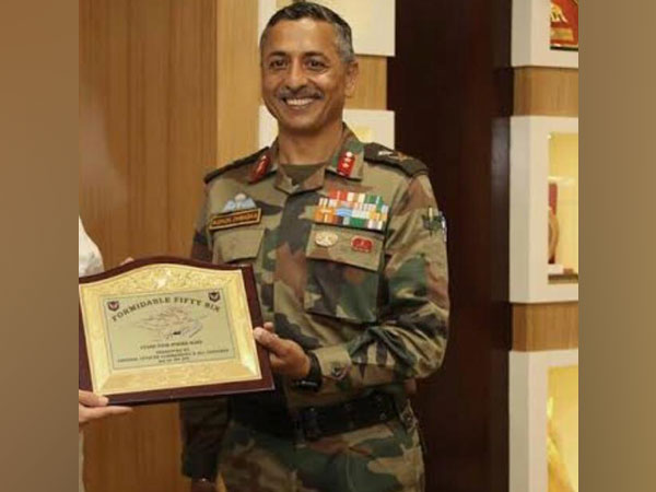 Major General AK Dhingra