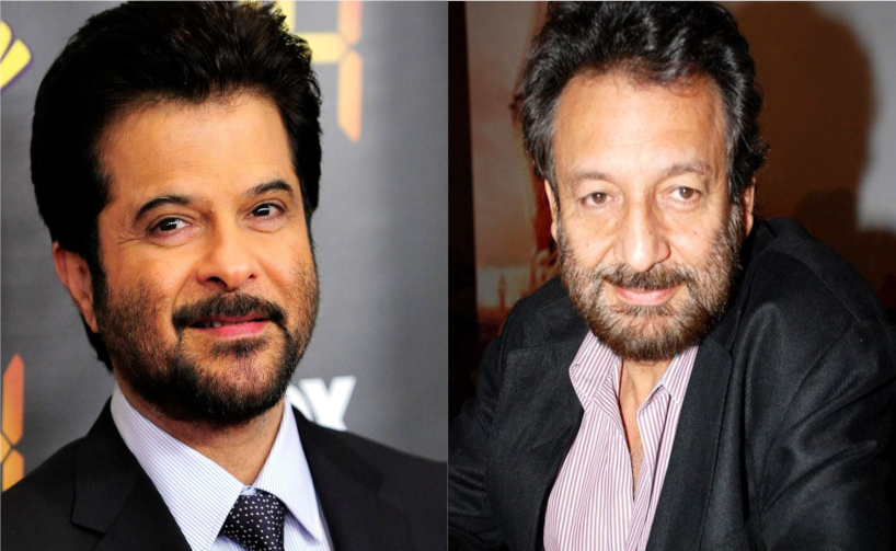 Anil Kapoor and Shekhar Kapur