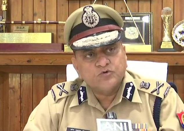 Uttar Pradesh Director General of Police OP Singh