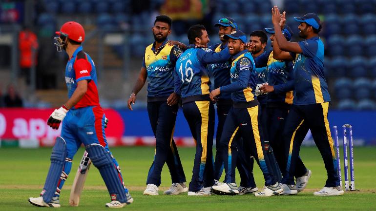 Sri Lanka defeat Afghanistan