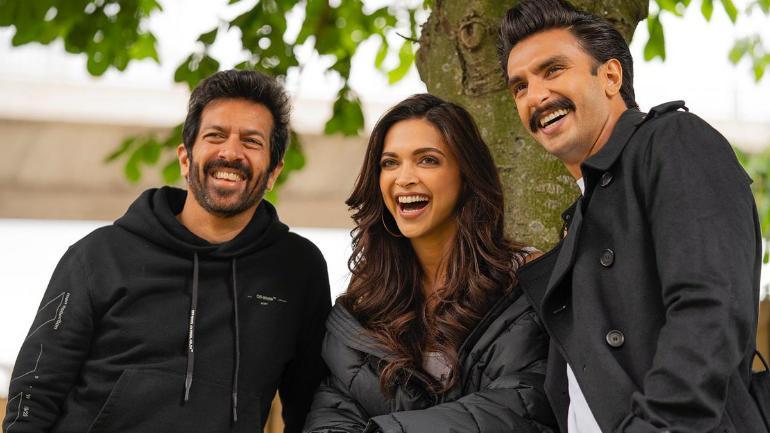 Deepika Padukone joins Kabir Khan and Ranveer Singh on sets of 83.