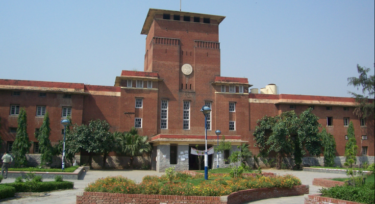 North Campus of Delhi University