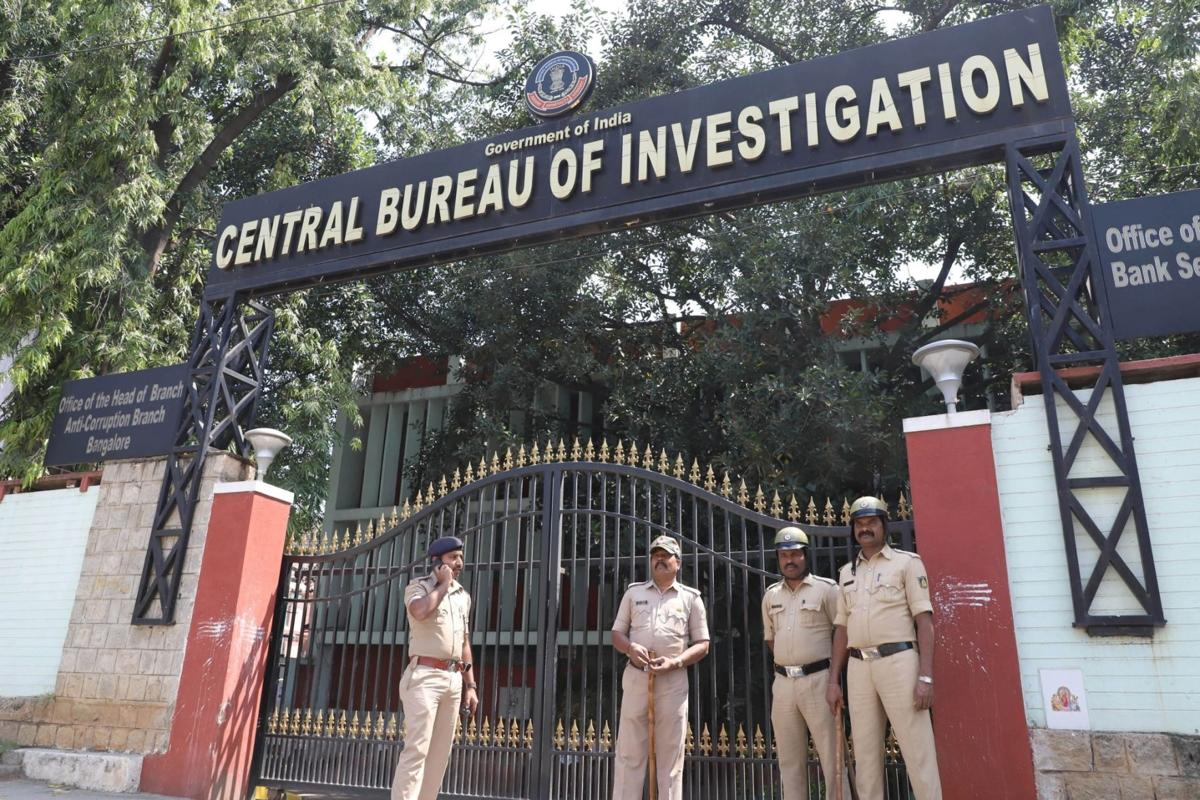 e Central Bureau of Investigation