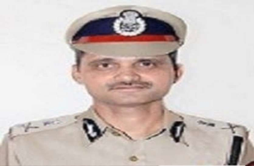 DG ATS and SOG Dr Bhupendra Singh