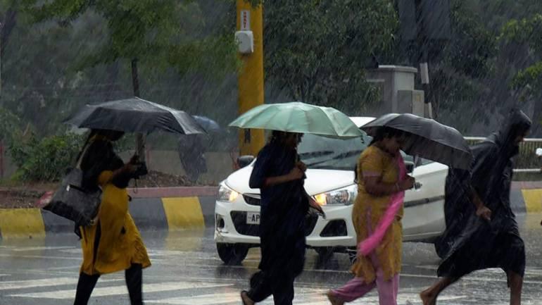 IMD – Vidarbha and Odisha likely to receive heavy rain.