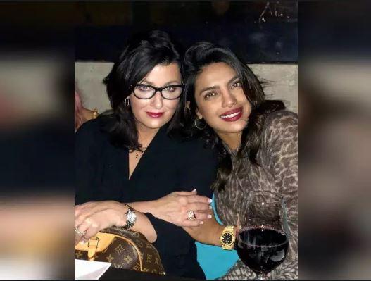 Priyanka Chopra and mother-in-law, Denise Jonas
