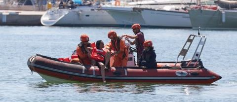Spain rescues 141 migrants at sea in one day