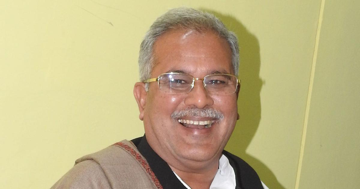 Chhattisgarh Chief Minister Bhupesh Baghel