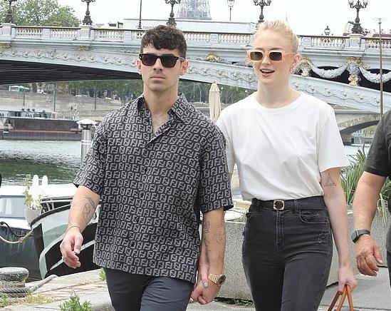 Joe Jonas and Actor Sophie Turner,