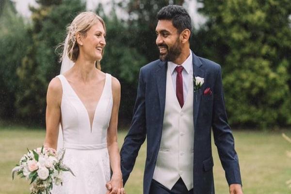 Divij Sharan got married to British tennis player Samantha Murray