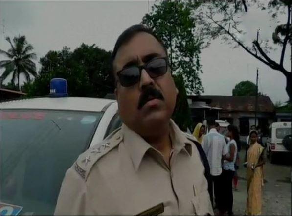 Debasish Chakraborty, Sub-Divisional Police Officer