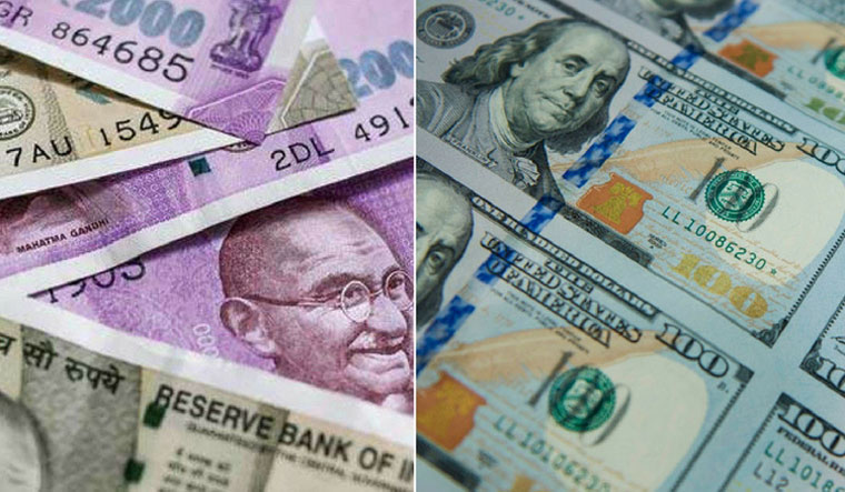DOLLAR TO RUPEE - USD TO INR TODAY AND FORECAST FOR TOMORROW, WEEK, MONTH, , IN INDIA
