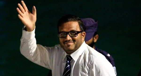 Ahmed Adheeb Abdul Ghafoor